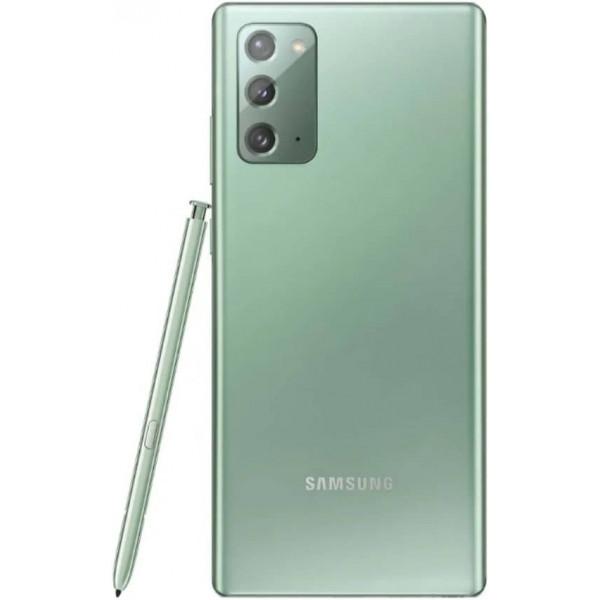 Смартфон Samsung Galaxy Note 20 8/256GB Мятный