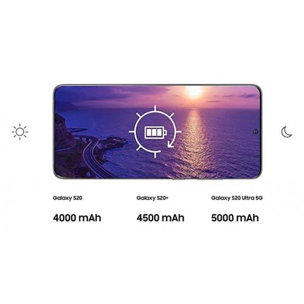 Смартфон Samsung Galaxy S20 5G Pink/Розовый