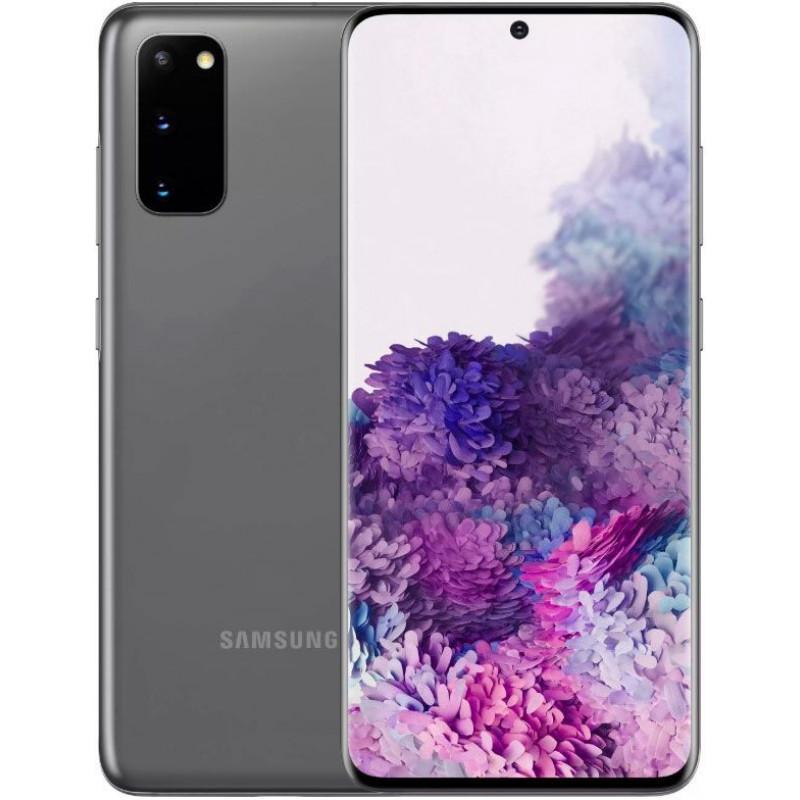 Смартфон Samsung Galaxy S20 5G Grey/Серый