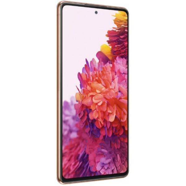 Смартфон Samsung Galaxy S20FE (Fun Edition) 128GB Оранжевый