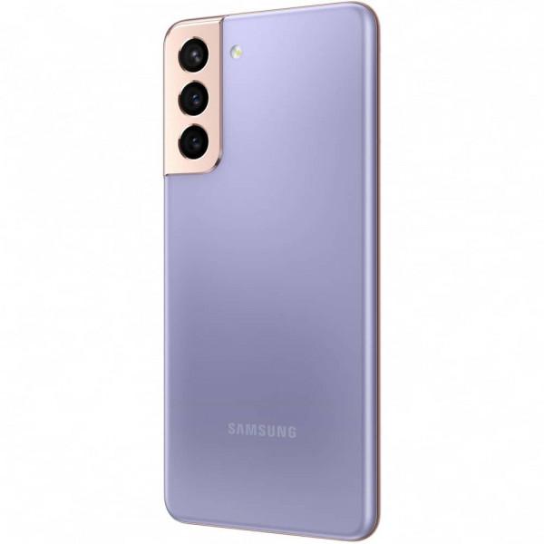 Смартфон Samsung Galaxy S21 8/128GB Фиолетовый фантом