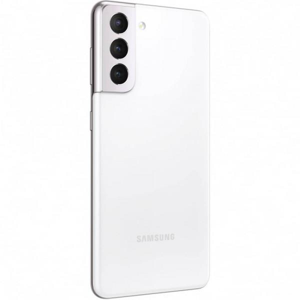 Смартфон Samsung Galaxy S21 8/128GB Белый фантом