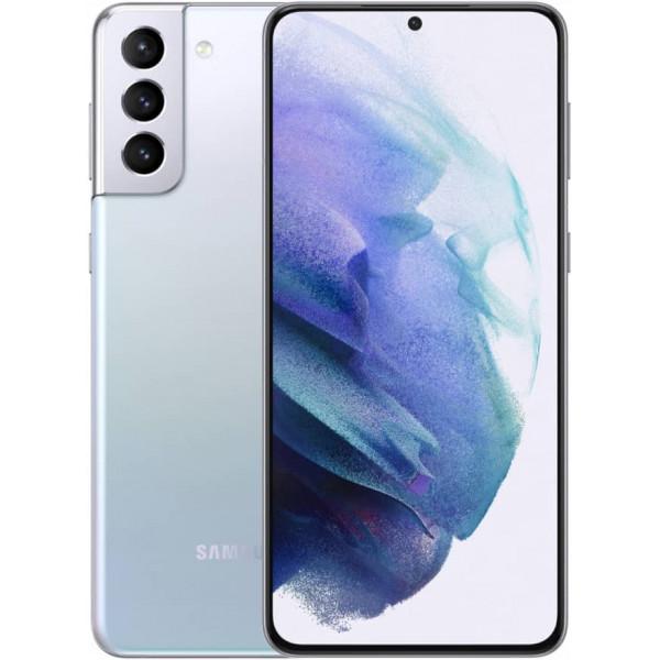 Смартфон Samsung Galaxy S21+ 5G 8/128GB Серебряный фантом