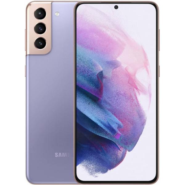 Смартфон Samsung Galaxy S21+ 5G 8/128GB Фиолетовый фантом