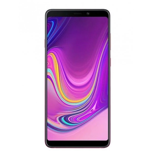 Смартфон Samsung Galaxy A9 (2018) 6/128GB Розовый