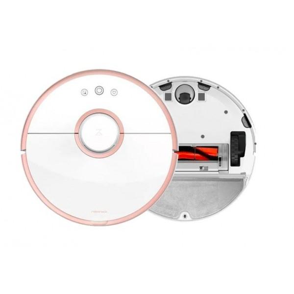 Пылесос Xiaomi Mi Roborock Sweep One Розовый