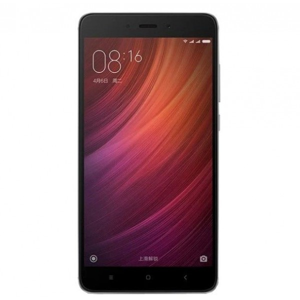 Смартфон Xiaomi Redmi Note 4 3/64GB Черный