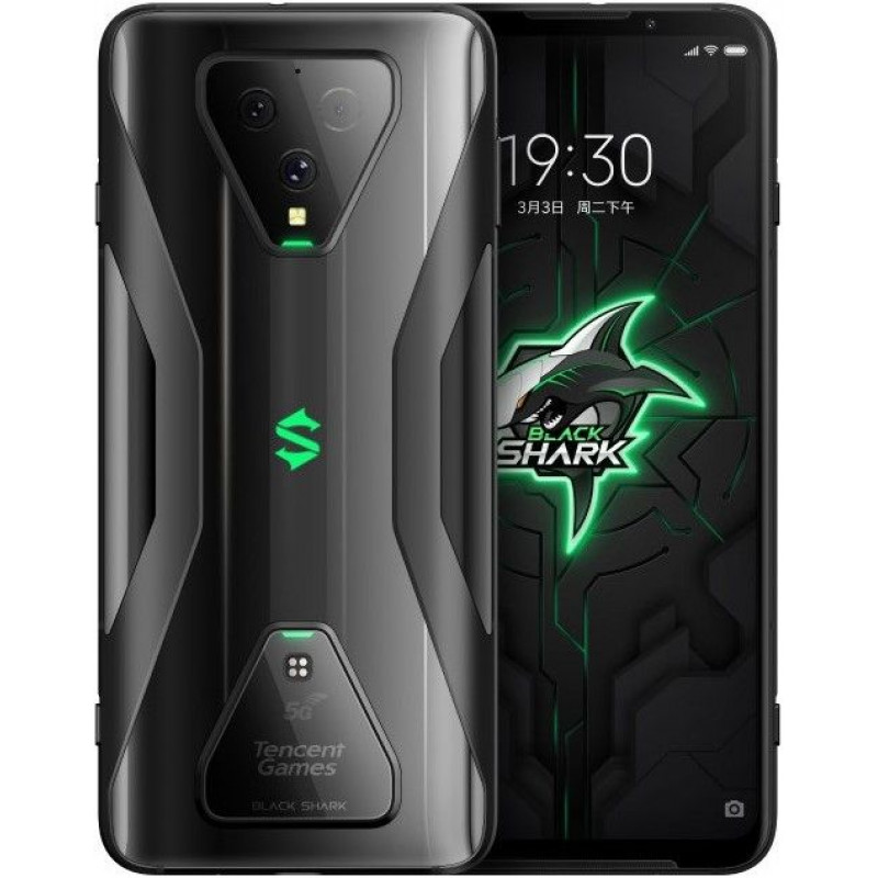Смартфон Black Shark 3 8/128GB Black/Черный Global