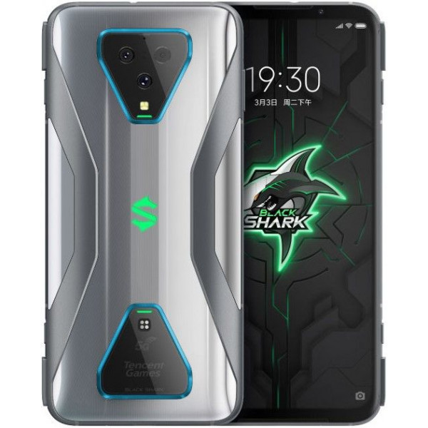 Смартфон Black Shark 3 Pro 8/256GB Grey/Серый