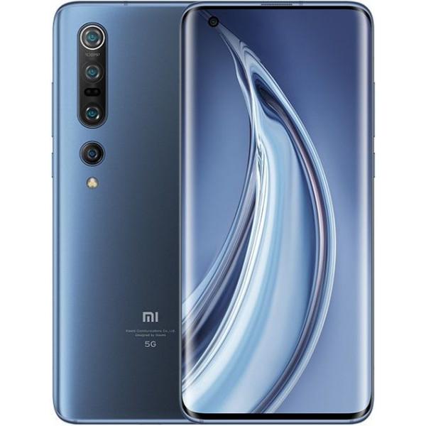 Смартфон Xiaomi Mi 10 Pro 8/256GB Blue/Голубой Global