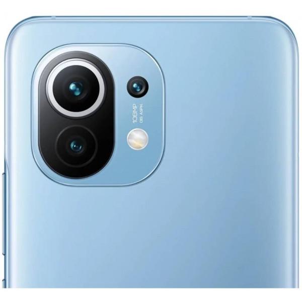 Смартфон Xiaomi Mi 11 8/128GB Blue/Сииний Global Version