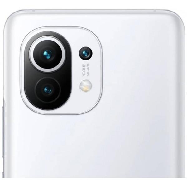 Смартфон Xiaomi Mi 11 8/256GB White/Белый Global Version