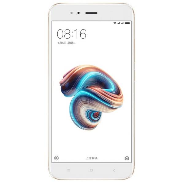 Смартфон Xiaomi Mi5X 64GB Золотистый