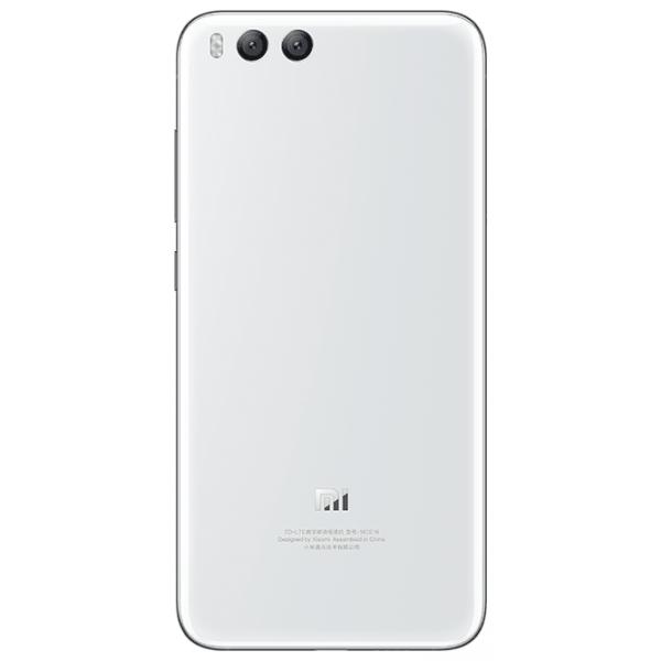 Смартфон Xiaomi Mi6 128GB Белый