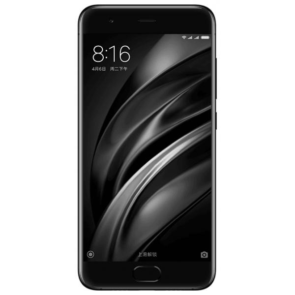 Смартфон Xiaomi Mi6 128GB Черный
