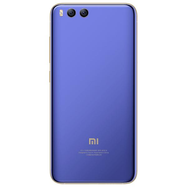 Смартфон Xiaomi Mi6 4/64GB Синий
