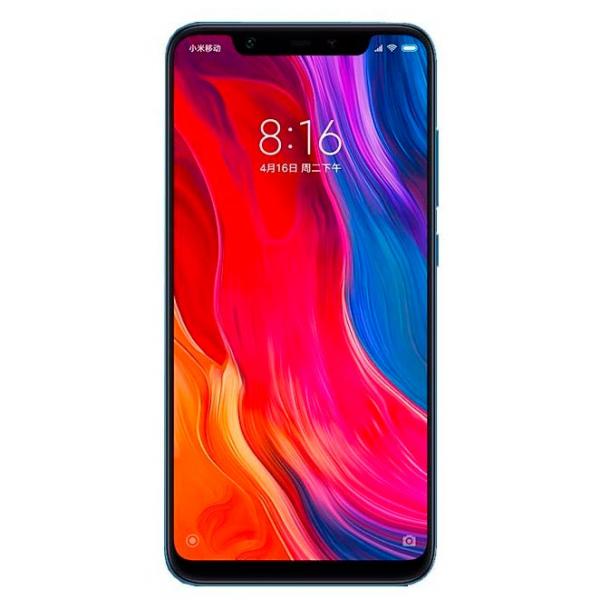 Смартфон Xiaomi Mi8 6/128GB Черный Global