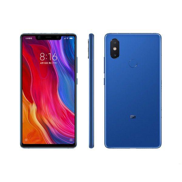 Смартфон Xiaomi Mi8 6/256GB Синий