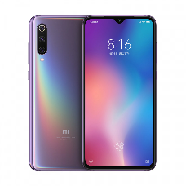 Смартфон Xiaomi Mi9 6/64GB Purple/Фиолетовый Global