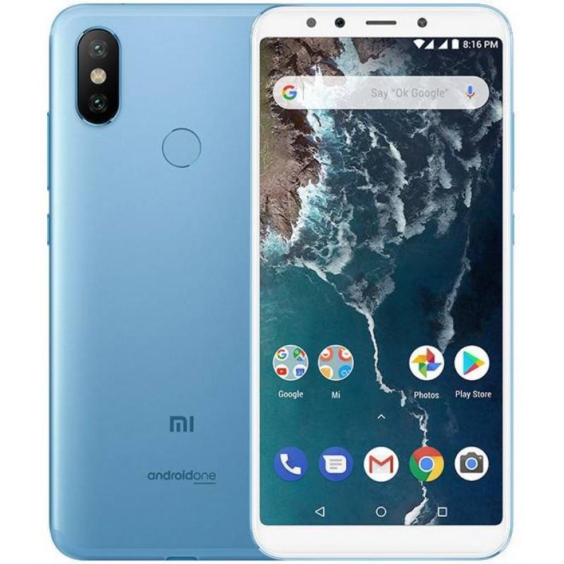 Смартфон Xiaomi Mi A2 4/64GB Синий
