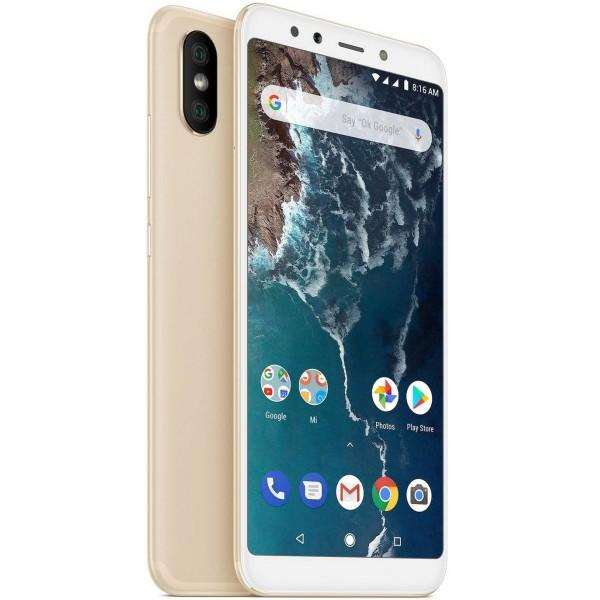 Смартфон Xiaomi Mi A2 4/64GB Золотой