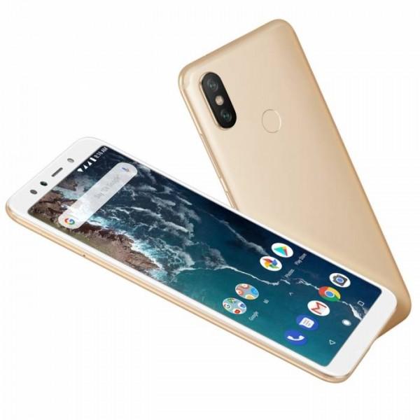 Смартфон Xiaomi Mi A2 4/32GB Золотой