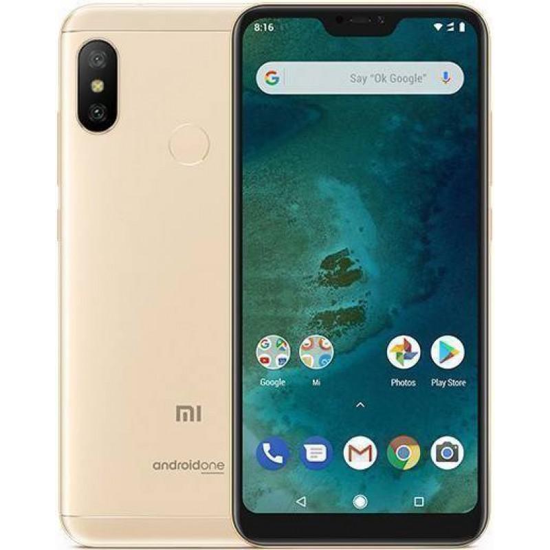 Смартфон Xiaomi Mi A2 Lite 3/32GB Золотой