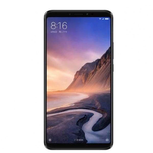 Смартфон Xiaomi Mi Max 3 6/128GB Черный