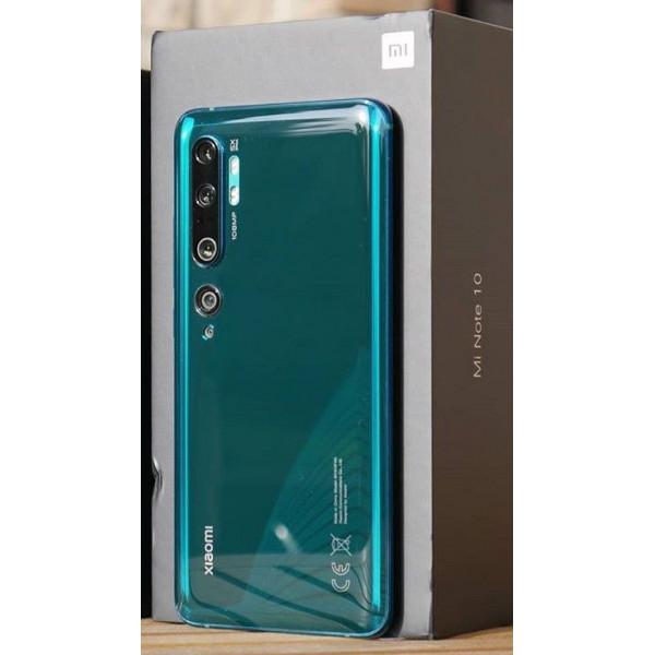 Xiaomi Mi Note 10 6/128Gb Green/Зеленый Global