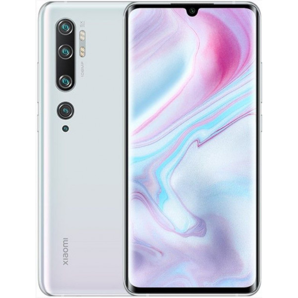 Xiaomi Mi Note 10 6/128Gb White/Белый Global