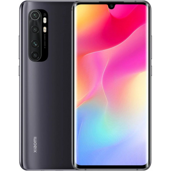 Xiaomi Mi Note 10 Lite 6/64GB Midnight Black/Черный Global