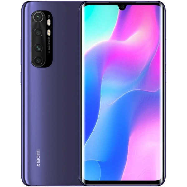Xiaomi Mi Note 10 Lite 6/64GB Nebula Purple/Фиолетовый Global