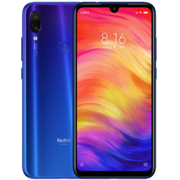 Смартфон Xiaomi Redmi Note 7 3/32 Gb Blue/Голубой РСТ