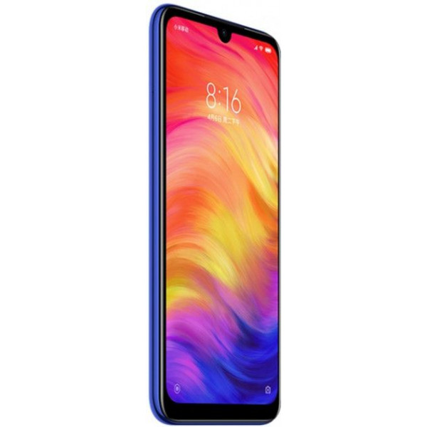 Смартфон Xiaomi Redmi Note 7 4/64 Gb Blue/Голубой Global
