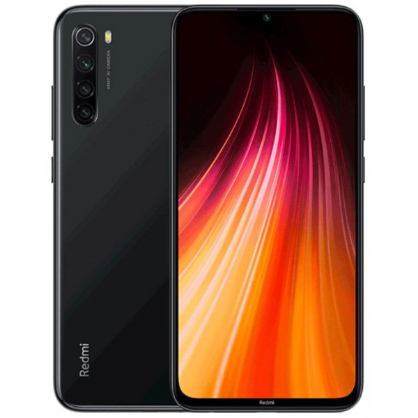Xiaomi Redmi Note 8 4/64Gb Black/Черный Global