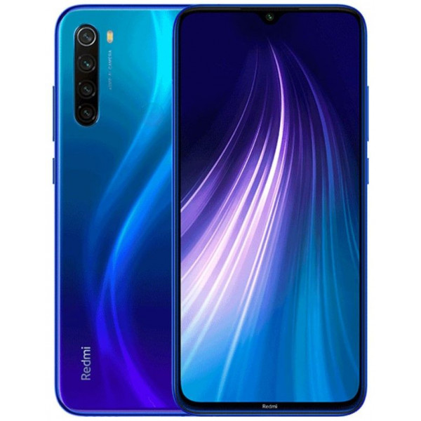 Xiaomi Redmi Note 8 4/64Gb Blue/Синий Global
