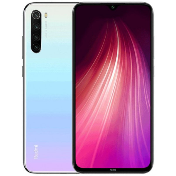 Xiaomi Redmi Note 8 3/32 White/Белый Global