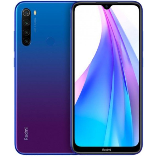 Xiaomi Redmi Note 8T 4/64Gb Blue/Синий Global