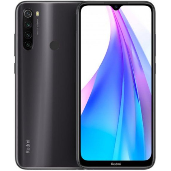 Xiaomi Redmi Note 8T 4/64Gb Grey/Серый Global