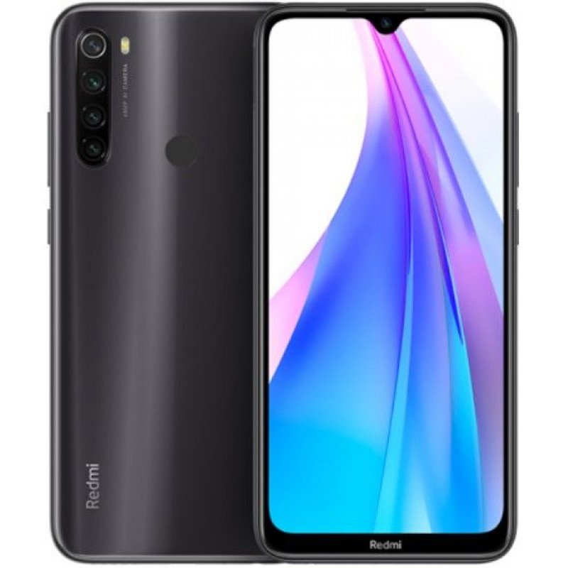 Xiaomi Redmi Note 8T 4/128Gb Grey/Серый Global