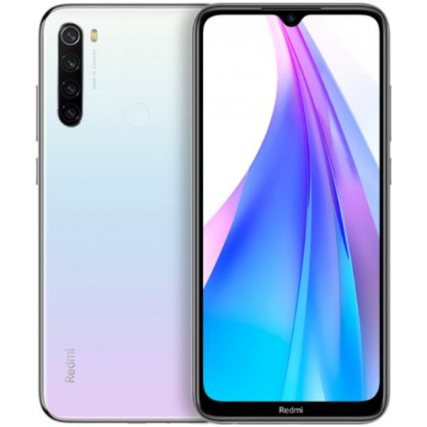 Xiaomi Redmi Note 8T 4/64Gb White/Белый Global