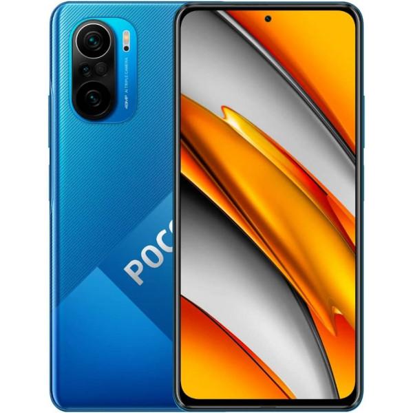 Xiaomi Poco F3 NFC 8/256GB Blue/Синий
