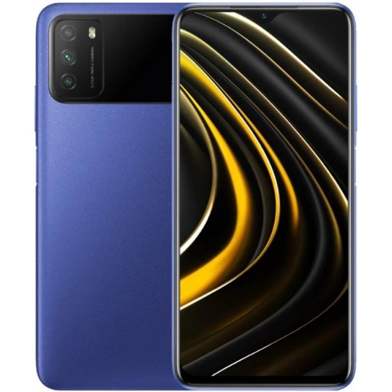 Смартфон Xiaomi POCO M3 4/64GB Blue/Синий