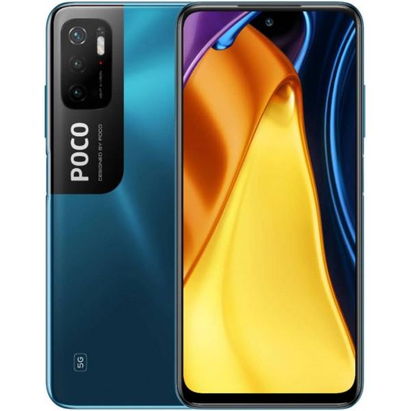 Смартфон Xiaomi POCO M3 Pro 5G 4/64GB (NFC) Blue/Синий