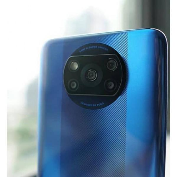 Смартфон Xiaomi POCO X3 NFC 6/64GB Blue/Синий Кобальт Global Version