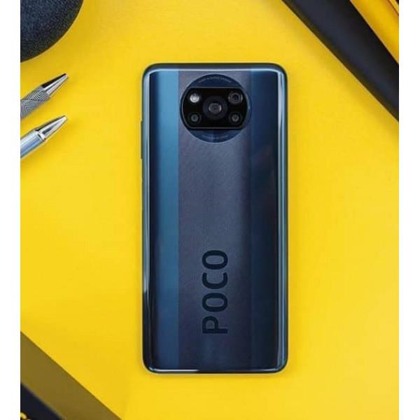 Смартфон Xiaomi POCO X3 NFC 6/64GB Grey/Серая Тень Global Version