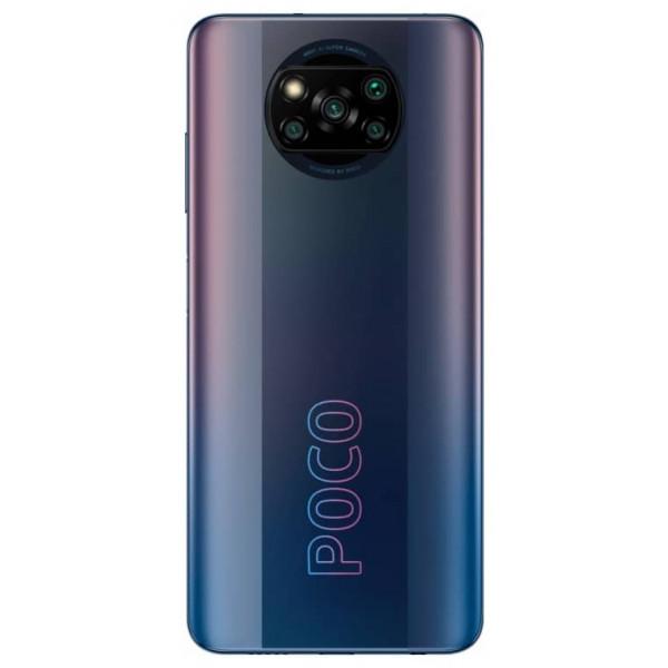 Смартфон Xiaomi Poco X3 Pro 8/256GB Phantom Black/Черный