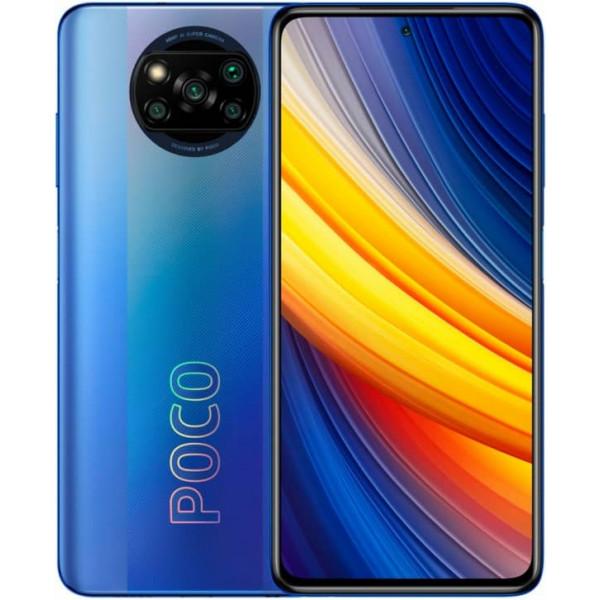 Смартфон Xiaomi Poco X3 Pro 6/128GB Frost Blue/Синий