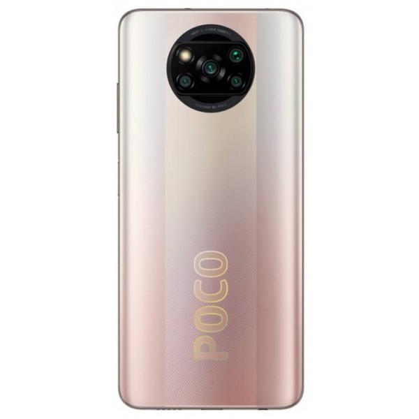 Смартфон Xiaomi Poco X3 Pro 6/128GB Metal Bronze/Бронзовый
