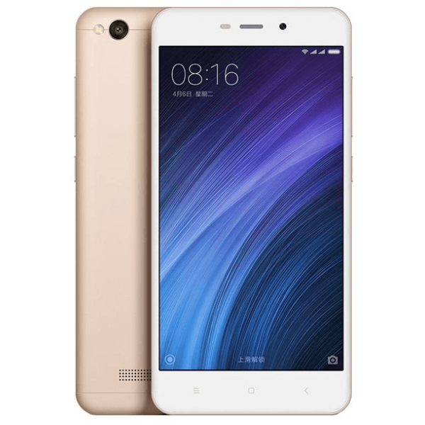 Смартфон Xiaomi Redmi 4A 16GB Золотой